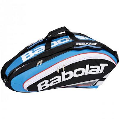 Tenisový bag Babolat Team Line X9 modrý