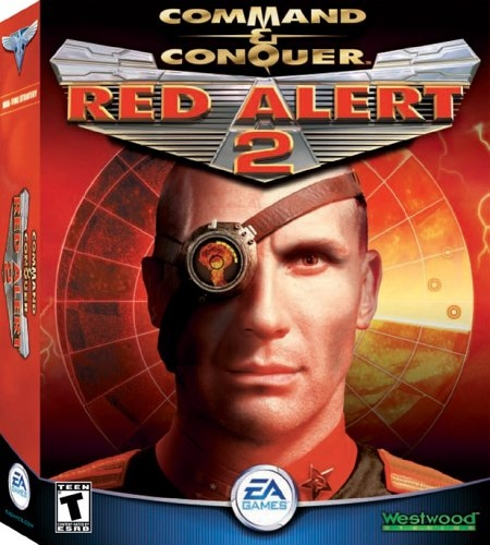 Скачать с торрента Command & Conquer: Red Alert 2 (2000) PC RePack