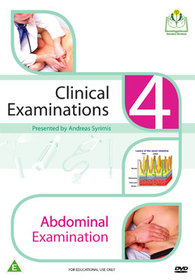 Clinical Examinations Videos- Complete DVD Series for MRCP and MRCGP ABD+EXAM