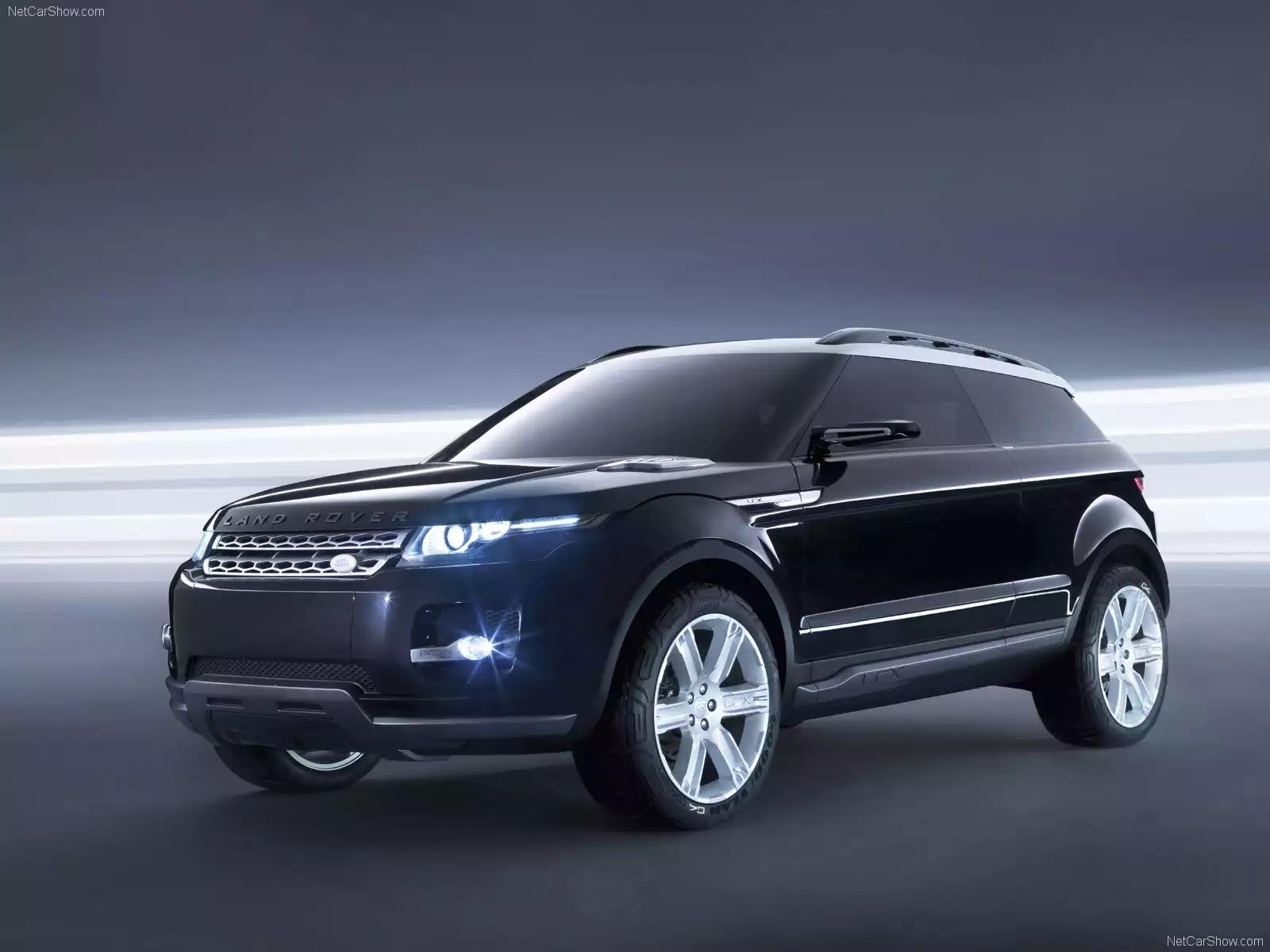Hình ảnh xe ô tô Land Rover LRX Geneva Concept 2008 & nội ngoại thất