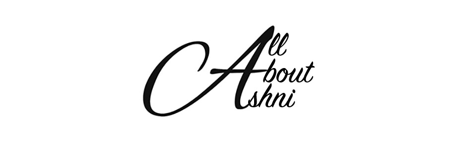 All About Ashni