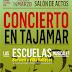 El próximo lunes 14, tendremos en el colegio un magnífico concierto a cargo de la escuela de música Villa de Vallecas.