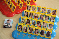 Personalized Guess Who?