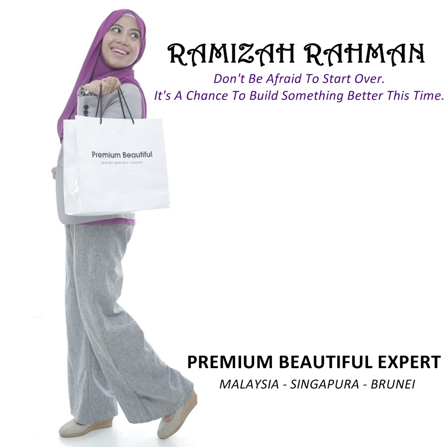 PREMIUM BEAUTIFUL by RAMIZAH RAHMAN