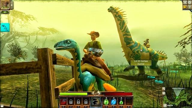 (Дино Шторм) Dino Storm