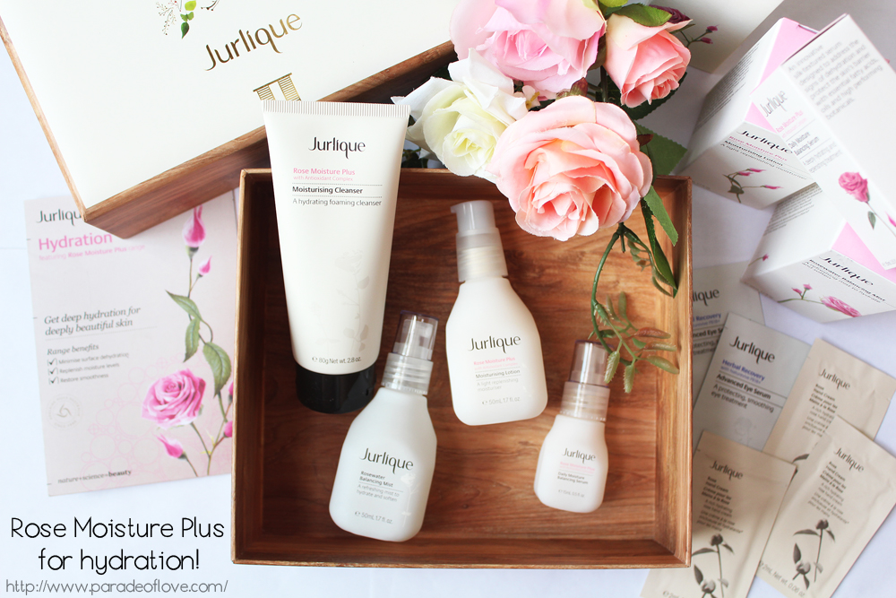 Jurlique's Rose Moisture Plus