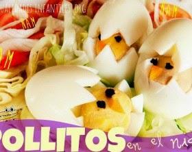 http://www.manualidadesinfantiles.org/receta-de-pollitos-de-pascua
