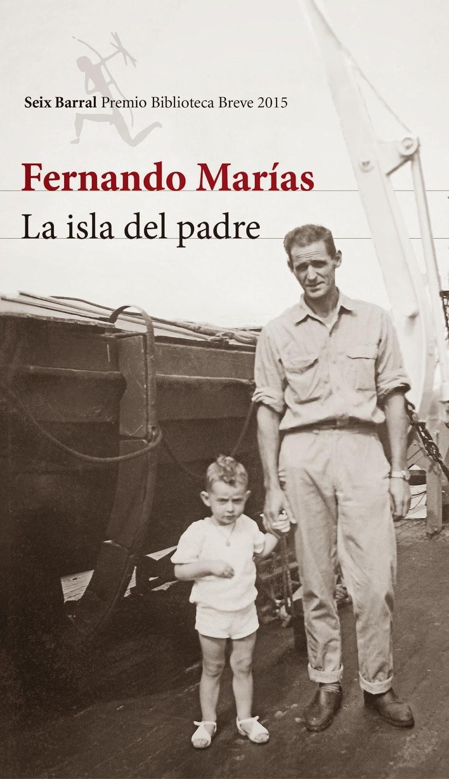 Día del Libro: La Isla del Padre, de Fernando Marías.