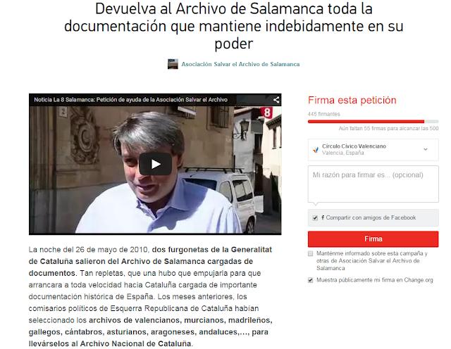 Salvar Archivos de Salamanca en CHAGE.ORG