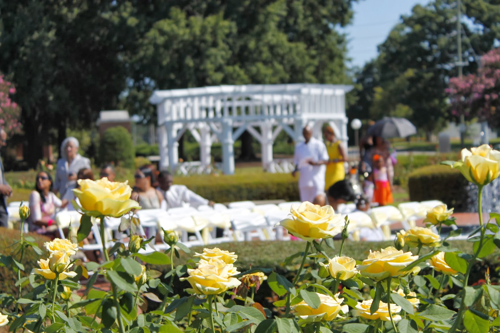 Wedding Reception Venues Fayetteville Nc Outdoor Venue In Engagement