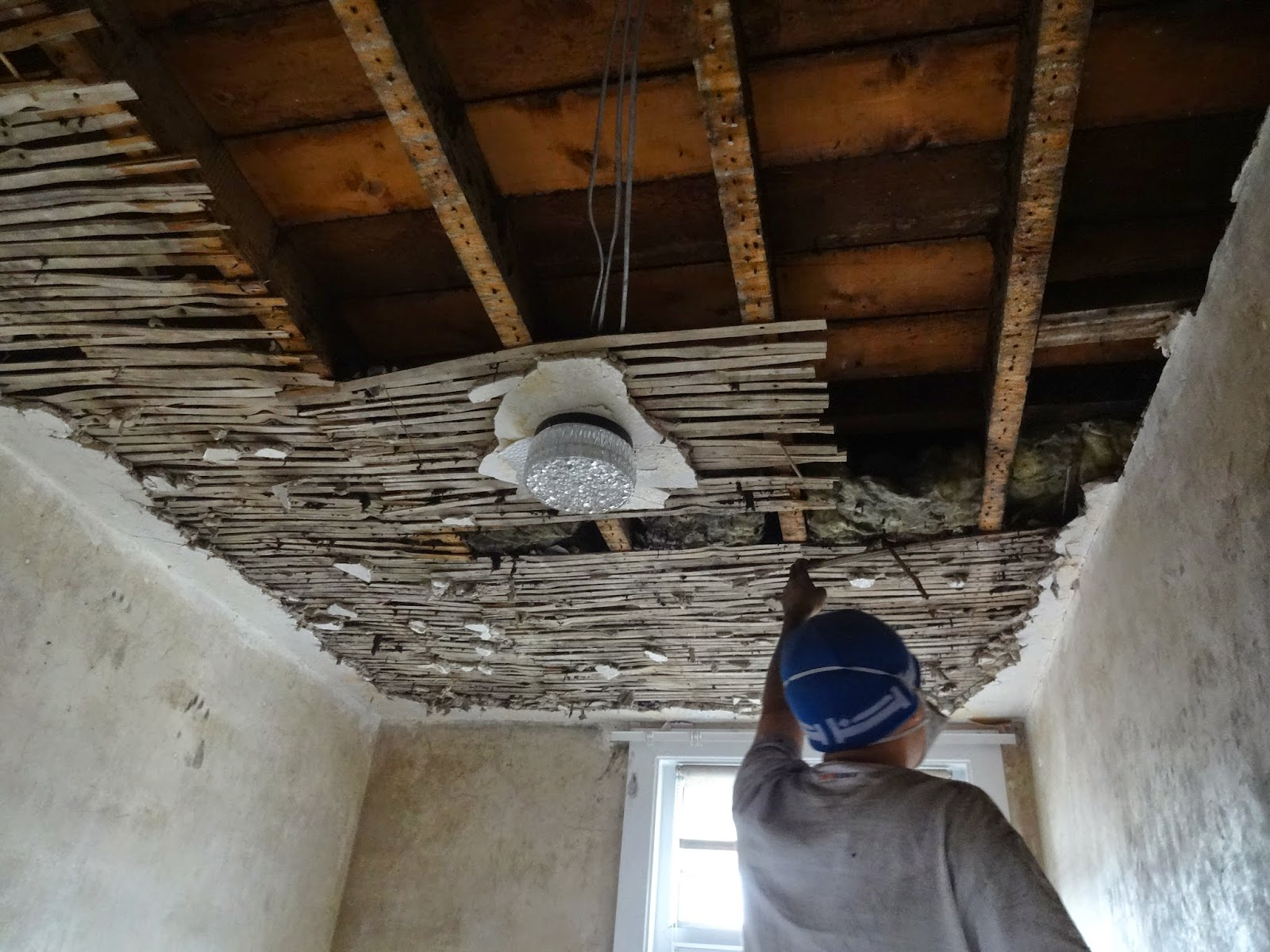 Lath And Plaster : Kezzabeth uk home renovation interiors and diy