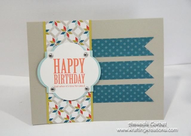 Sycamore Birthday