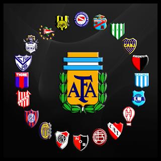 Programación torneo Clausura Argentina 2012 - fixture