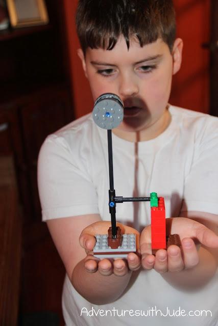 Lego boy