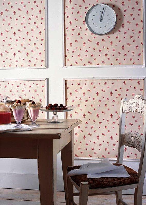 Observa y decora cuarterones bienvenidos de nuevo - Molduras para paredes interiores ...