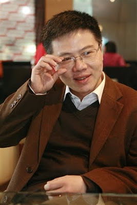 Giao su Ngo Bao Chau den Hue