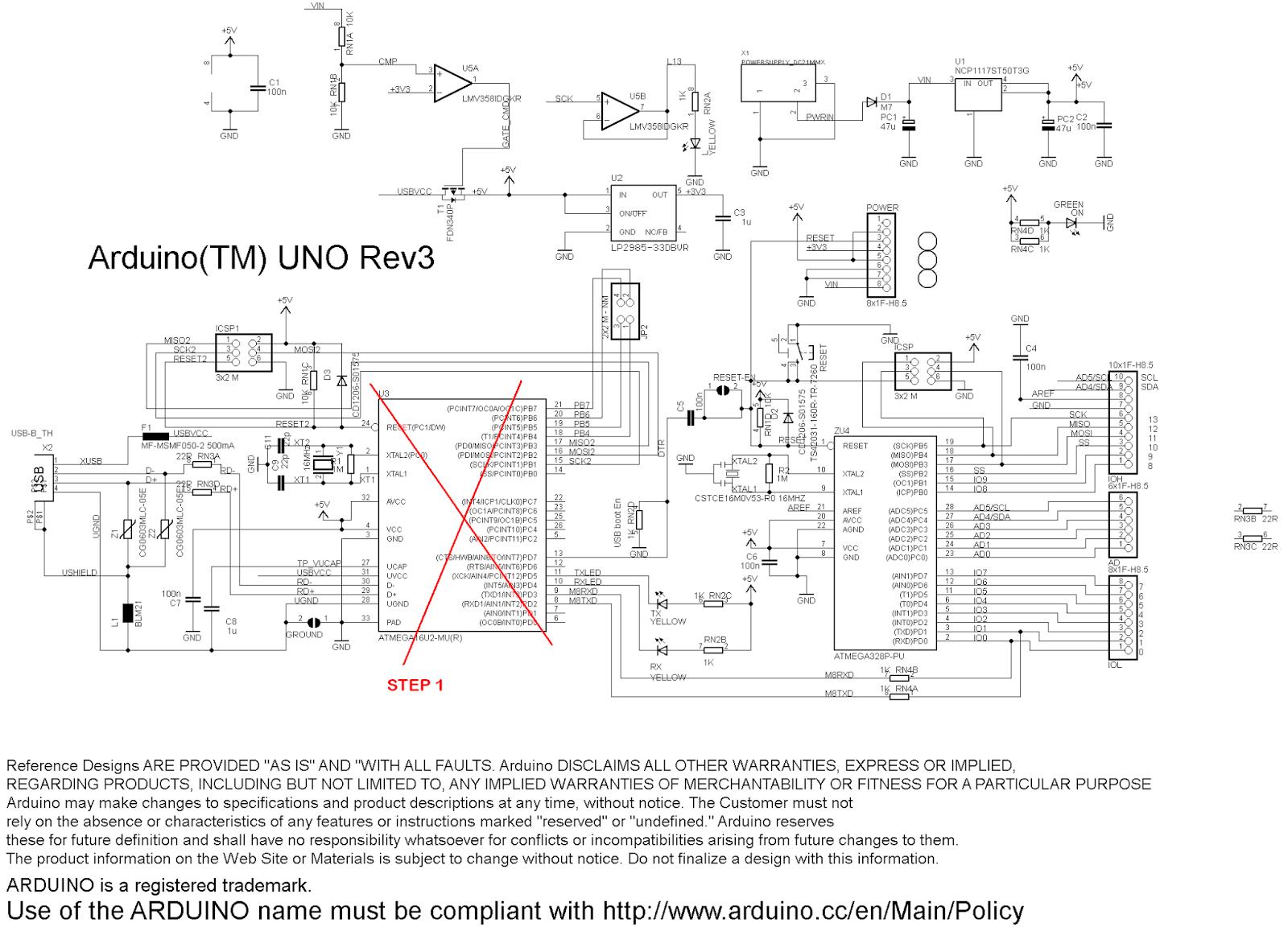 arduino uno r2 schematic pdf