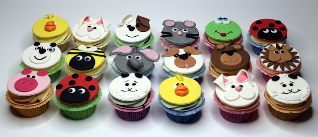 Children Cupcakes London