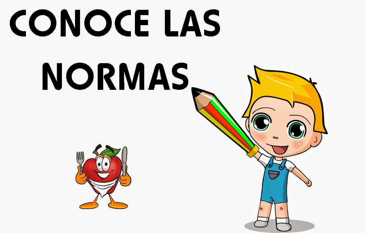 Ceip claudio s nchez albornoz comedor escolar for Normas para el comedor escolar