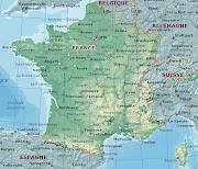 France Carte Monde Grande france carte geography
