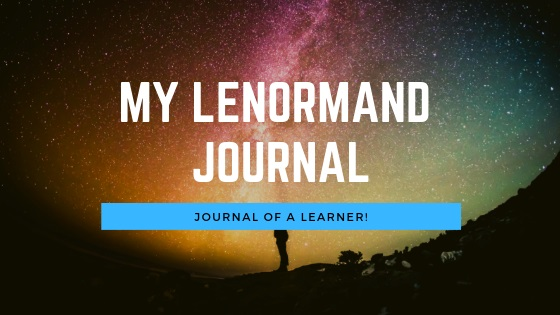 My Lenormand Oracle Journal