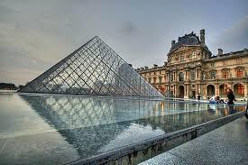 El Museo de Louvre, Paris