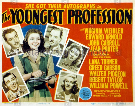 The Youngest Profession (1943)
