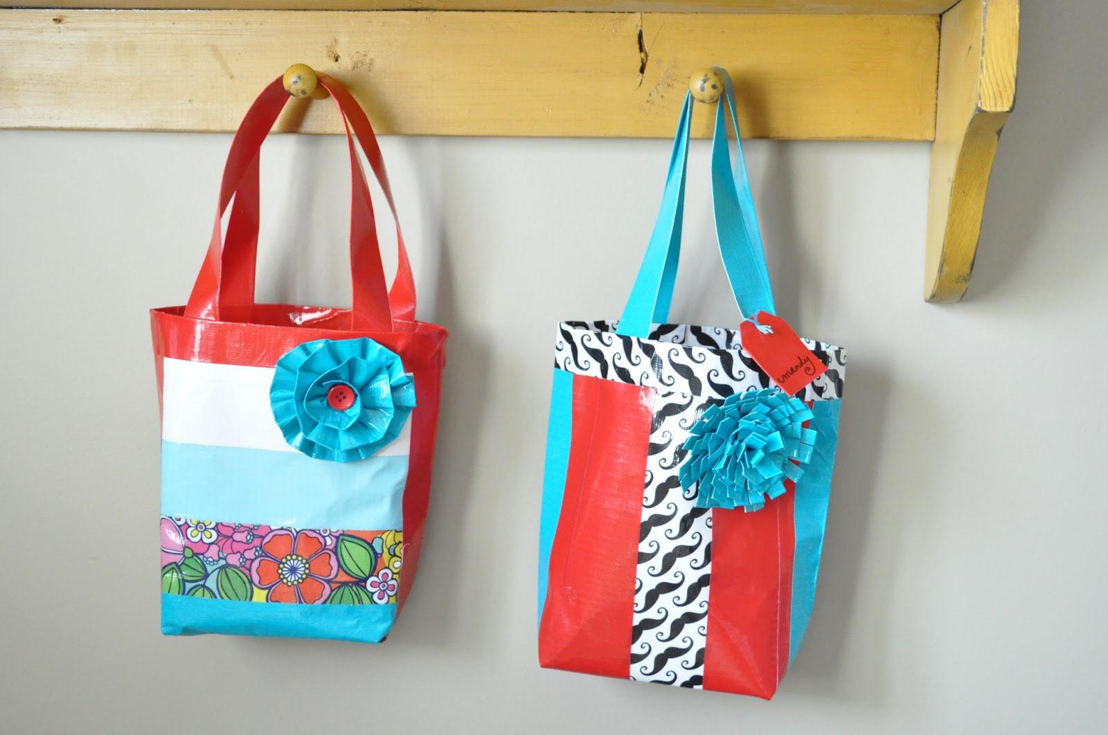 Необычные сумки своими руками