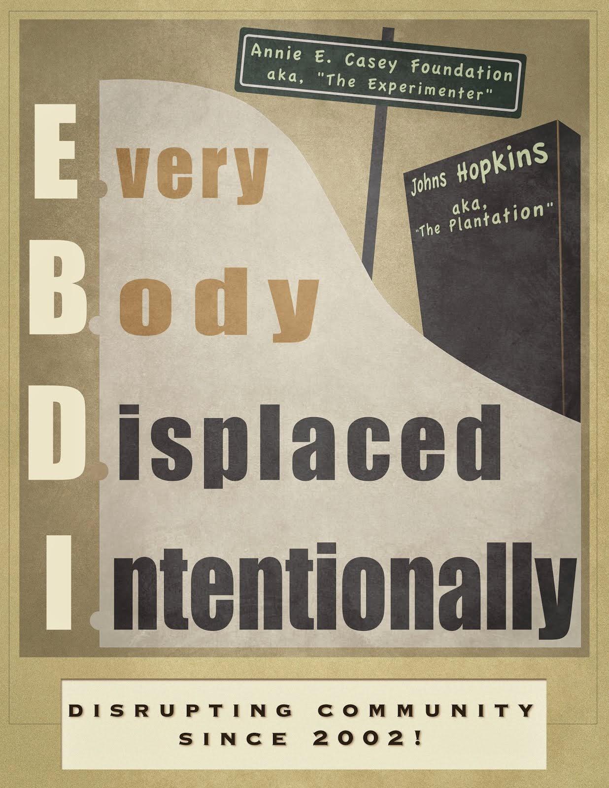E.B.D.-Lie?