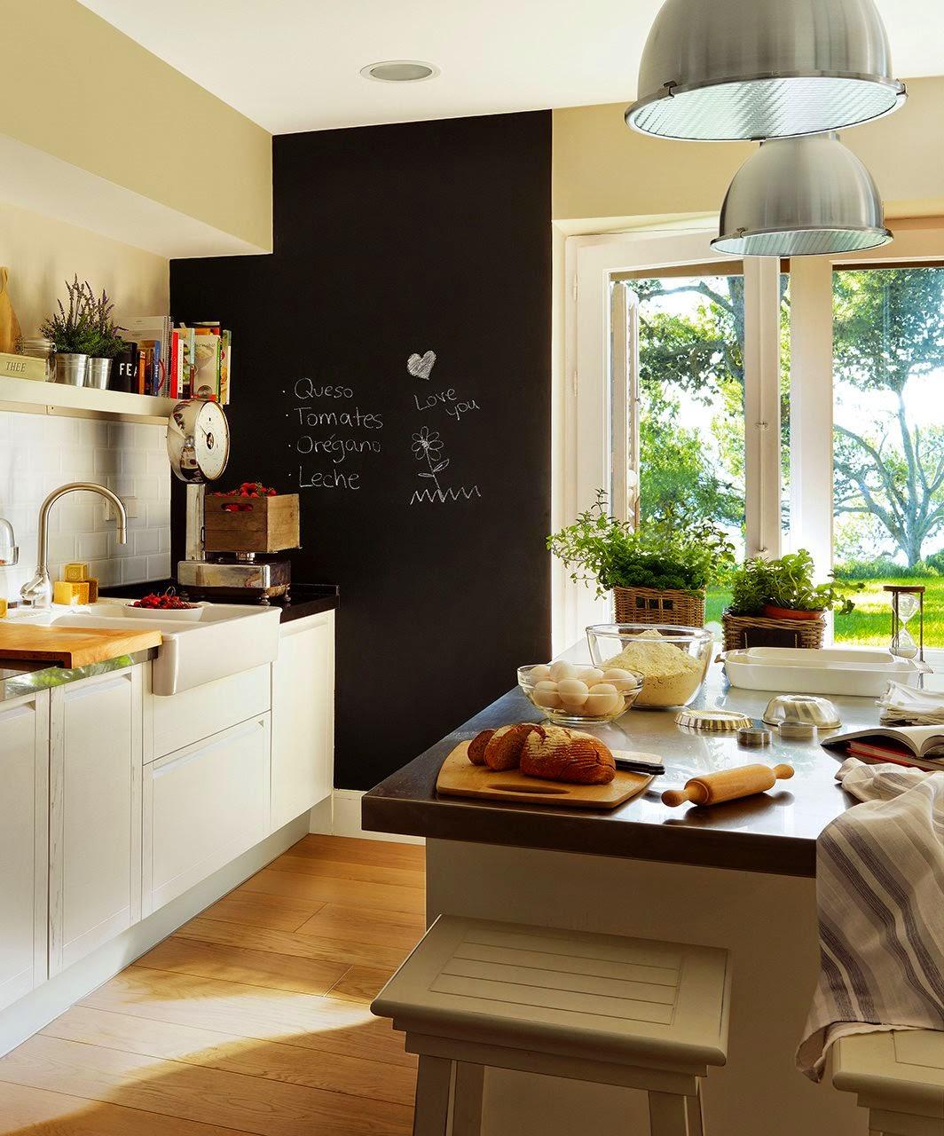 Stebbing house desing cocinas para vivir en familia for Cocina en familia