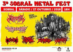 3º SOBRAL METAL FEST