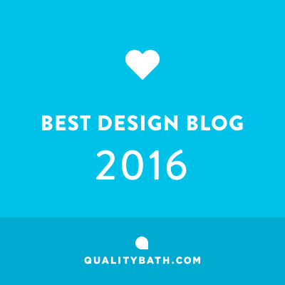 Maison de Cinq named Top 35 Design Blogs of 2016