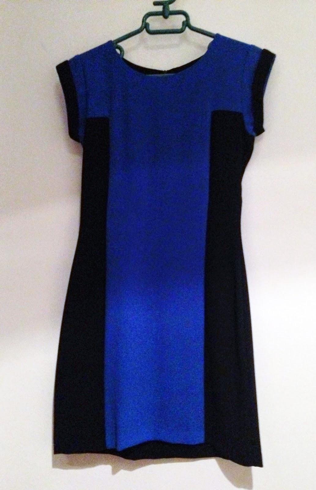 Vestido azul classico novo tamanho s 20€