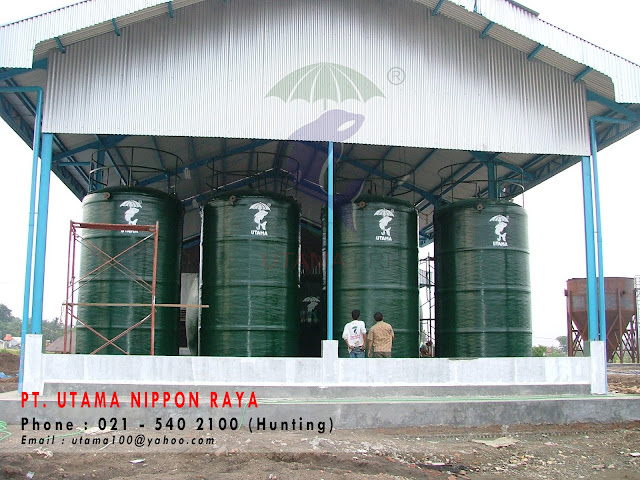 Chemical Tank Utama Nippon Raya