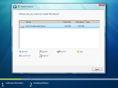 Как сделать два диска в системе