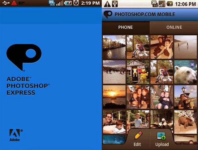 להורדת photoshop express לאייפון
