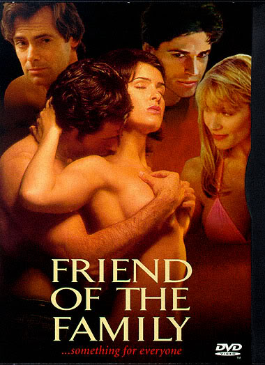 Poster Of Friend of the Family (1995) In Hindi English Dual Audio 350MB Compressed Small Size Pc Movie Free Download Only At worldfree4u.com