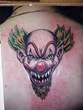 Clown Tattoo Photo Gallery - Clown Tattoo Ideas