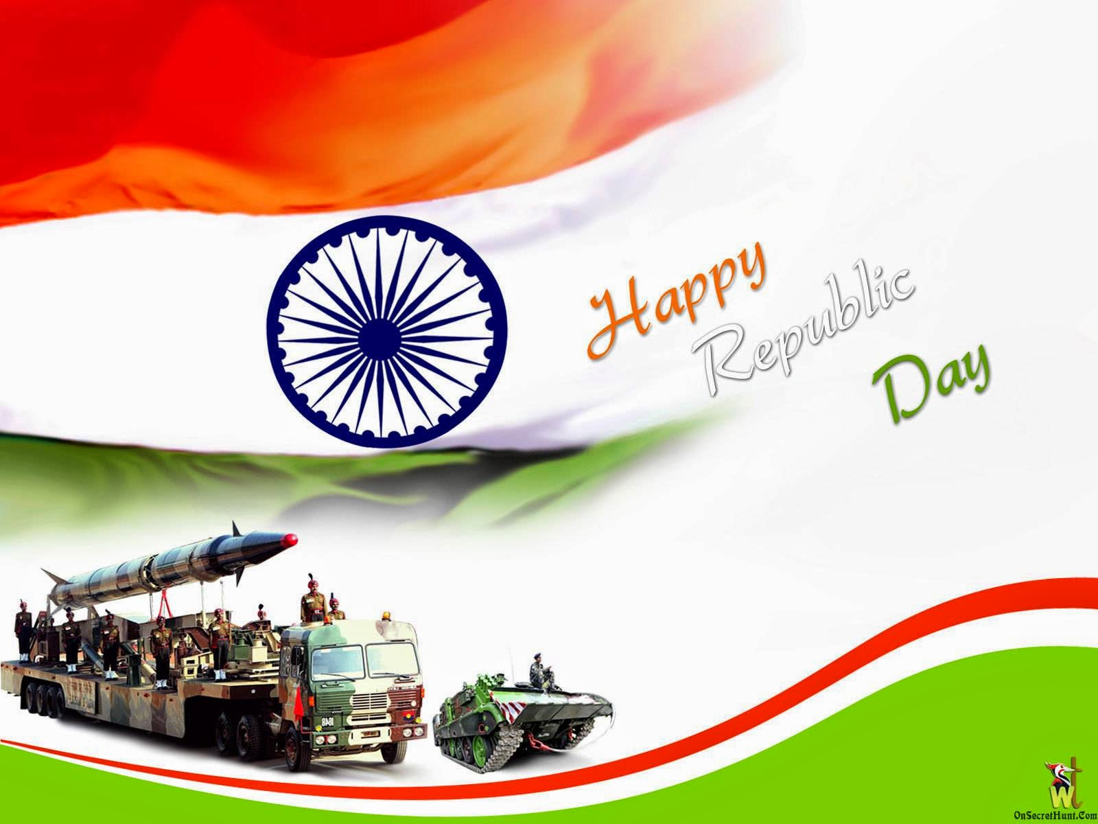 Happy Republic Day 2015 Images for Wishing