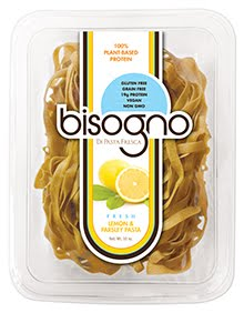 New: Fresh Gluten Free Pasta