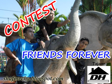 Contest Friends Forever