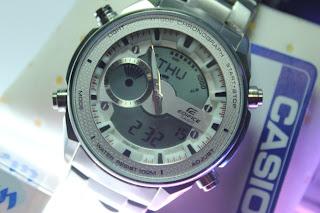 Jam tangan Casio Edifice (KW-1)