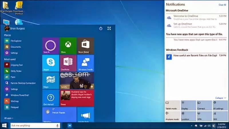 Ditemukan Lima Fitur dianggap Gagal di Windows 8