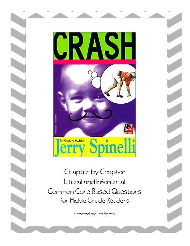 crash jerry spinelli