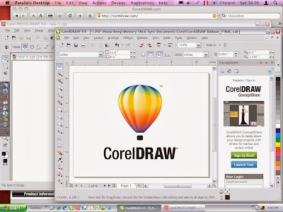 Corel Draw Graphic Suite X4 Graphic Software