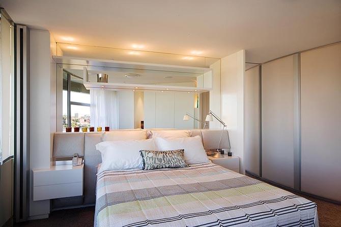 Hogares frescos apartamento con dise o interior moderno y for Diseno interiores apartamentos