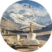 Everest-Tibet-Himalaya