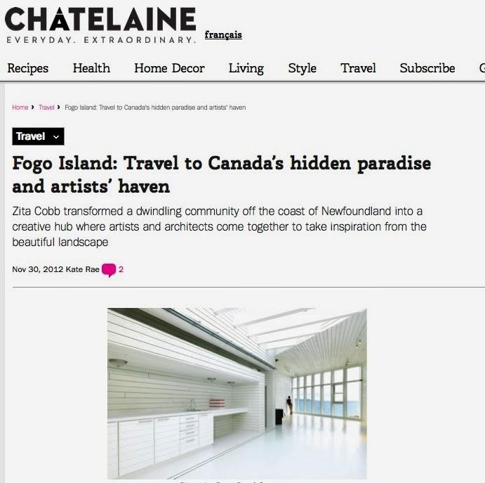 http://www.chatelaine.com/travel/fogo-island-newfoundland-artists-community-and-travellers-paradise/