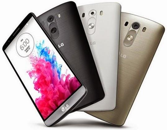 LG G3 Beat Smartphone Android Harga Rp 3 Jutaan
