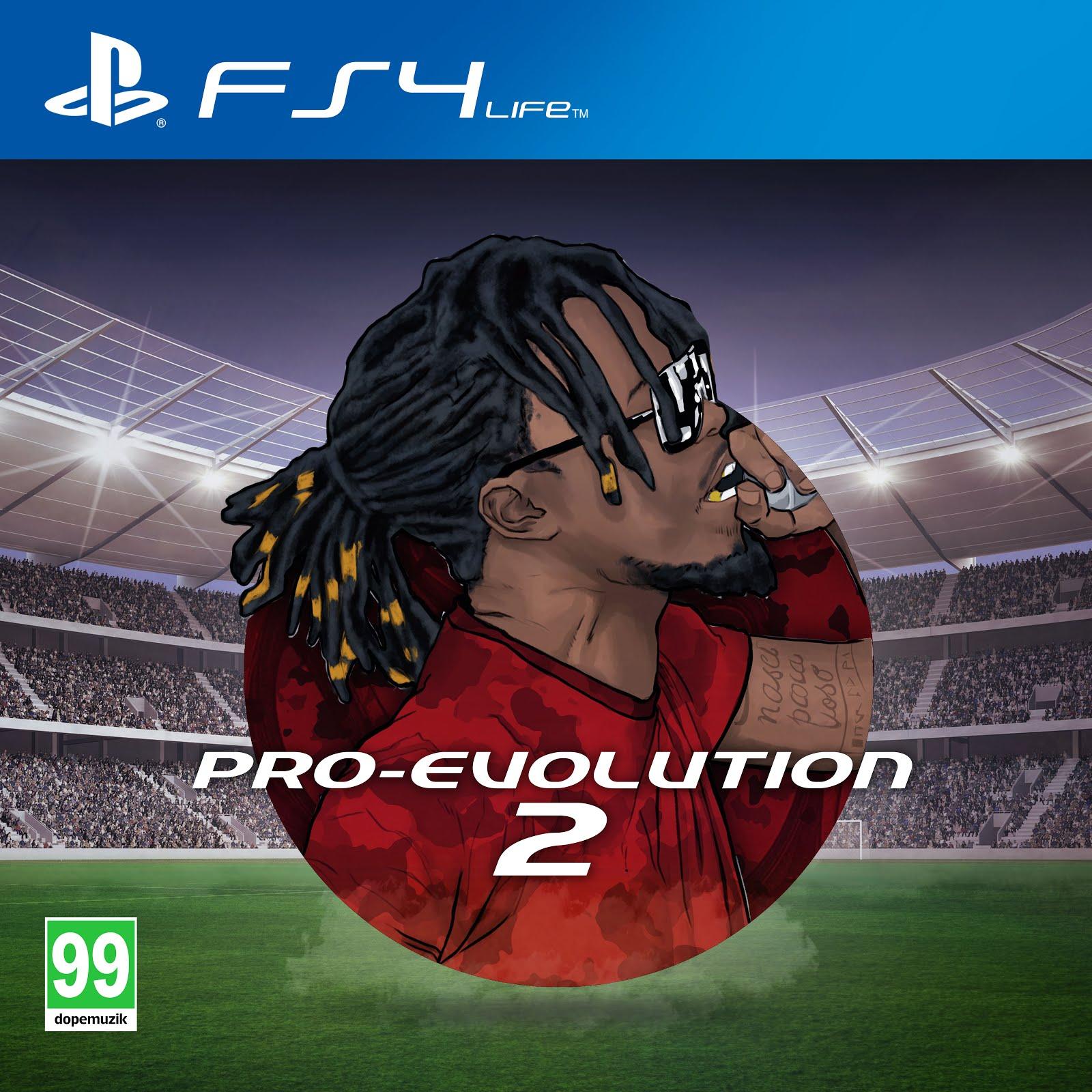 Prodígio - ProEvo2 (Mixtape)